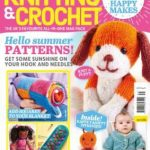 Let's Get Crafting Knitting & Crochet - Issue 131 - May 2021 PDF