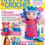 Let's Get Crafting Knitting & Crochet - Issue 133 - July 2021 PDF